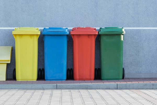 Waste collection options