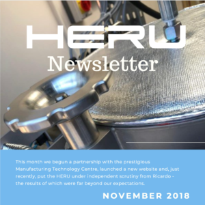 November HERU newsletter